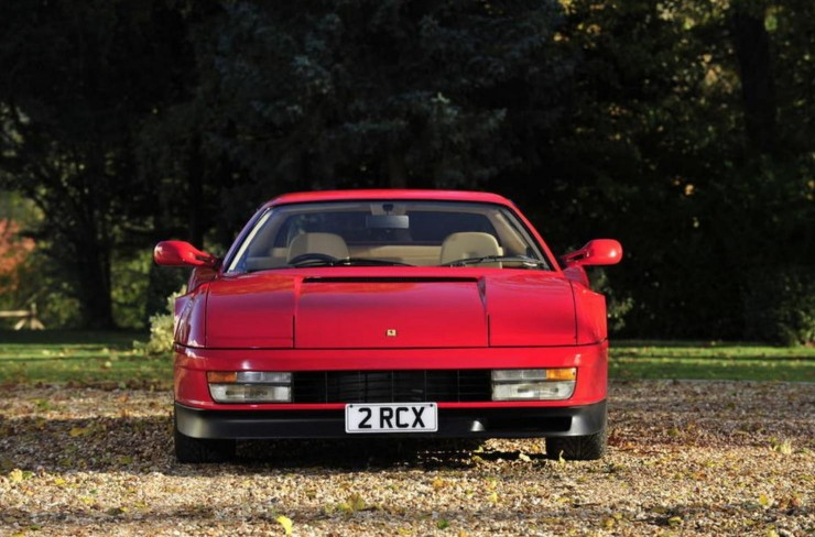 Ferrari Testarossa Berlinetta  2