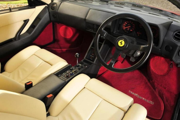 Ferrari Testarossa Berlinetta  3
