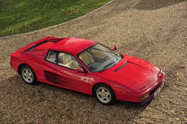 Ferrari Testarossa Berlinetta  5