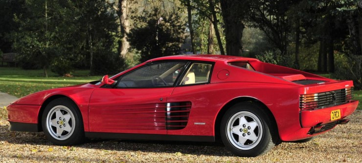 Ferrari Testarossa Berlinetta  6