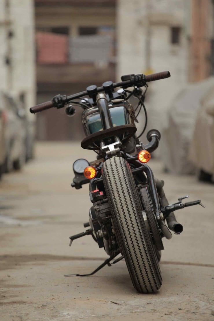 Harley-Davidson Indian 1