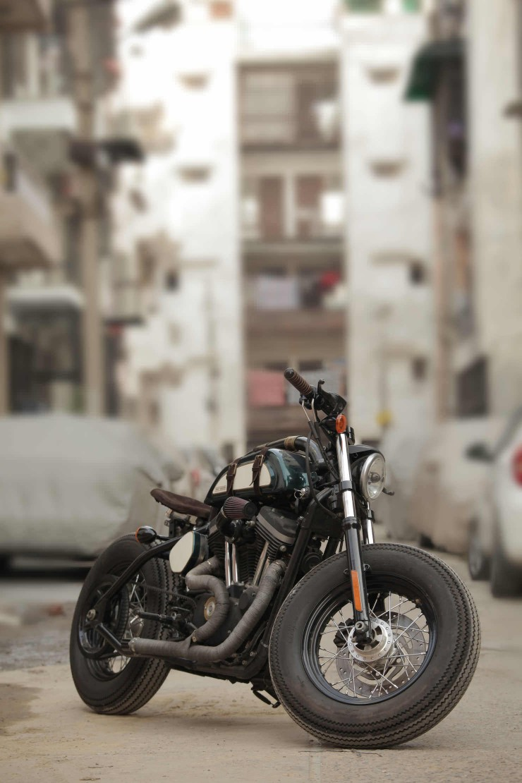 Harley-Davidson Indian 2