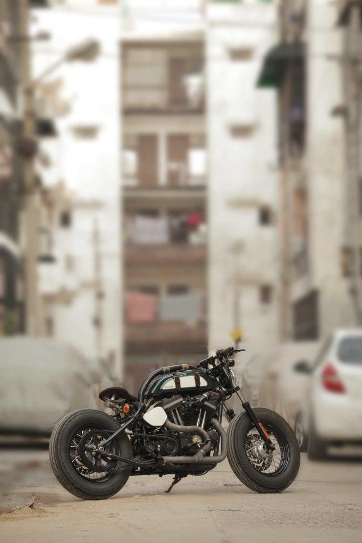 Harley-Davidson Indian