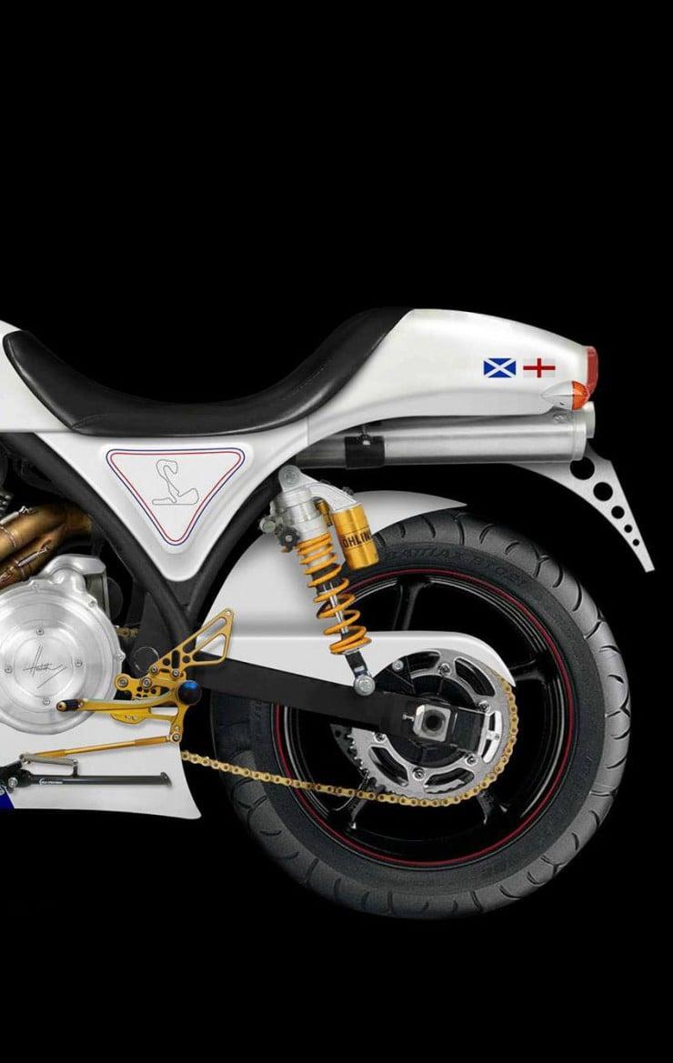 Hesketh 24 motorcycle 2