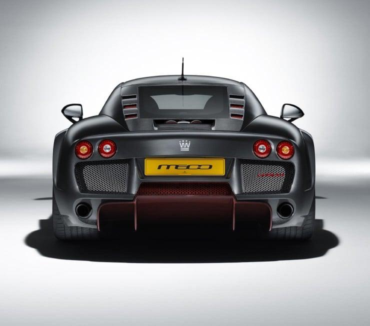 M600 P4 rear