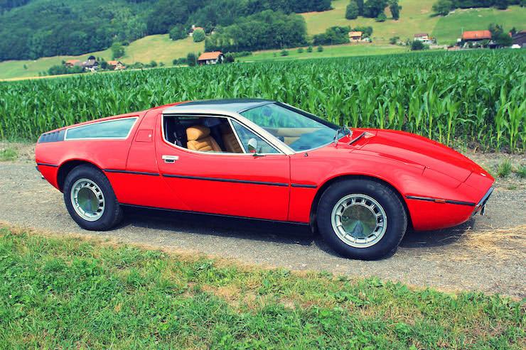 Maserati Bora copy