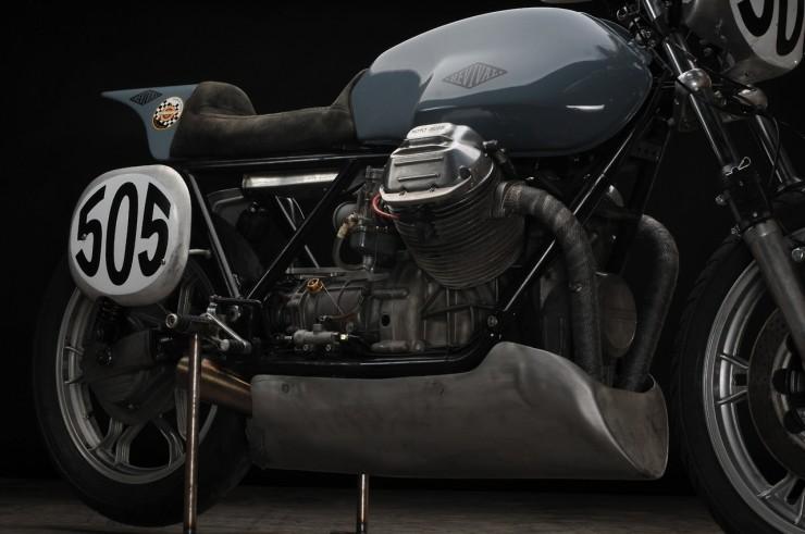 Moto Guzzi Le Mans Mark I Close Up