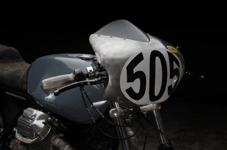 Moto Guzzi Le Mans Mark I Cowling