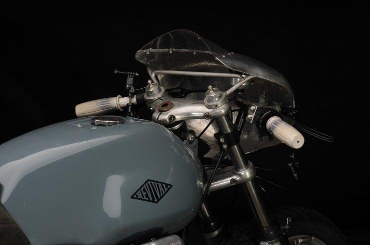 Moto Guzzi Le Mans Mark I Handle Bars