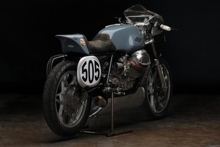 Moto Guzzi Le Mans Mark I Rear