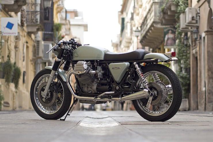 Moto Guzzi by Officine Rossopuro 1