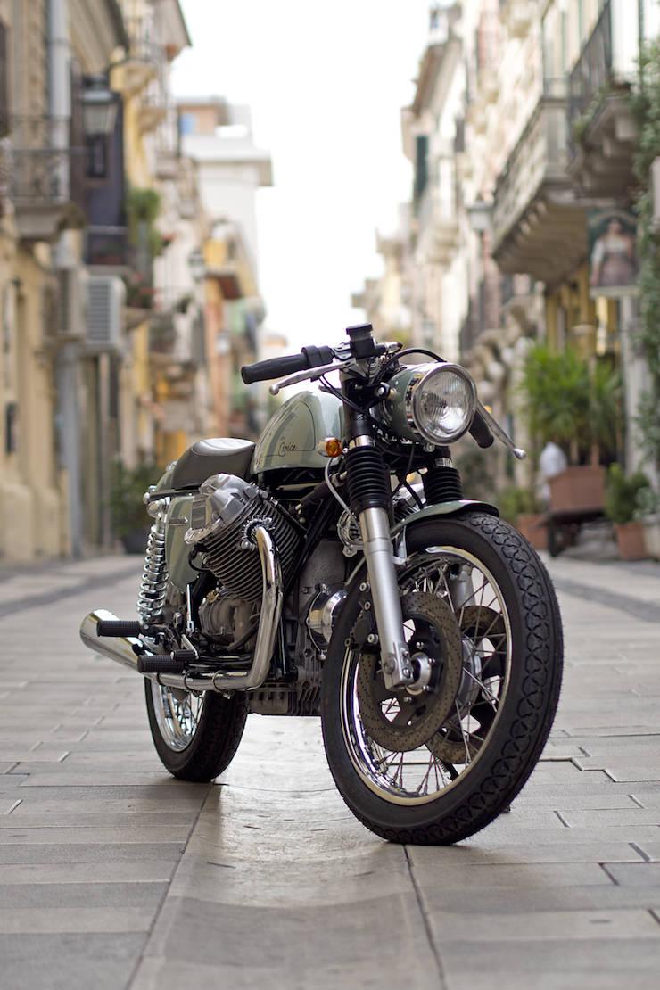 Moto Guzzi by Officine Rossopuro 2