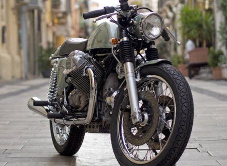 Moto Guzzi by Officine Rossopuro 21 450x330 - Moto Guzzi by Officine Rossopuro