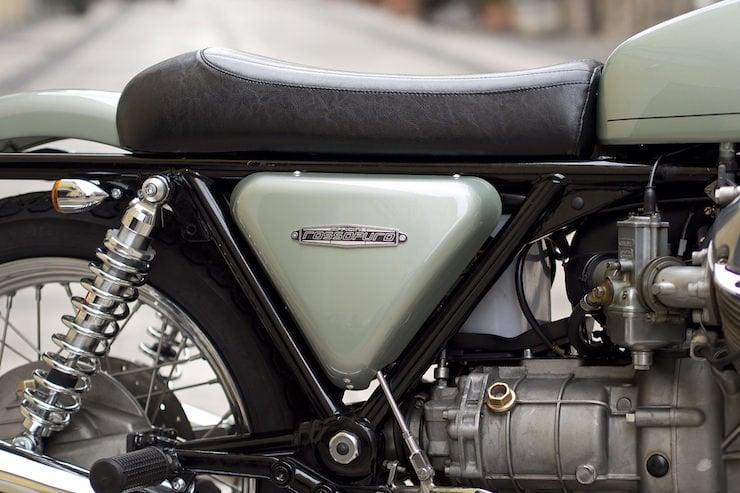 Moto Guzzi by Officine Rossopuro 4