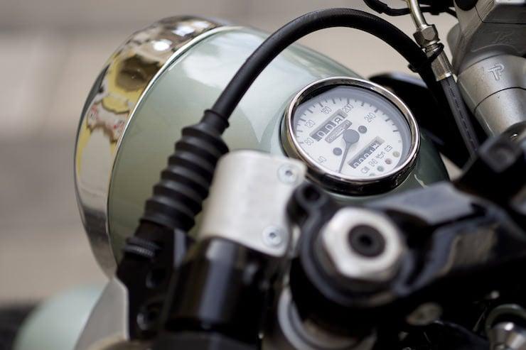 Moto Guzzi by Officine Rossopuro 5