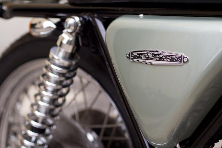 Moto Guzzi by Officine Rossopuro 8