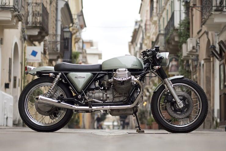 Moto Guzzi by Officine Rossopuro