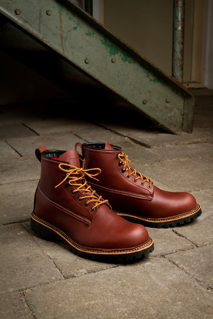 Red Wing Heritage Ice Cutter Boot