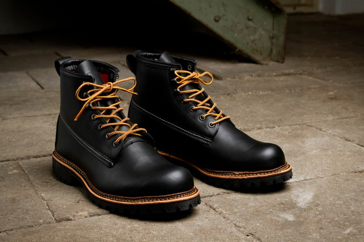 Red Wing Heritage Ice Cutter Boots