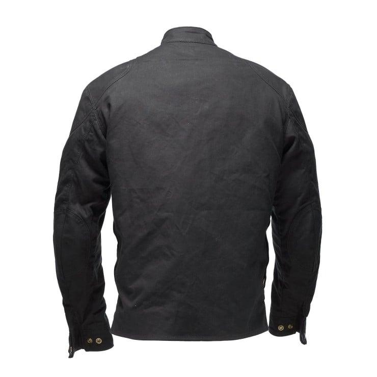 Robinson Motorcycle Jacket Union Garage Black