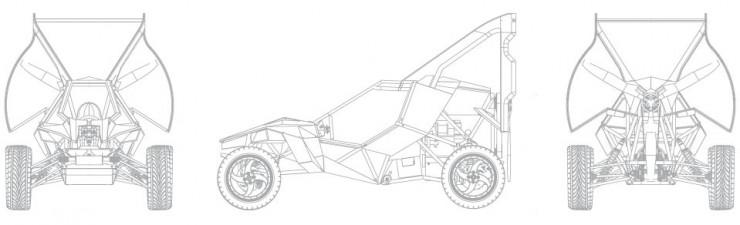 SkyRunner Car