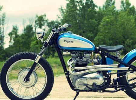 Vintage Triumph Motorcycle copy1 450x330
