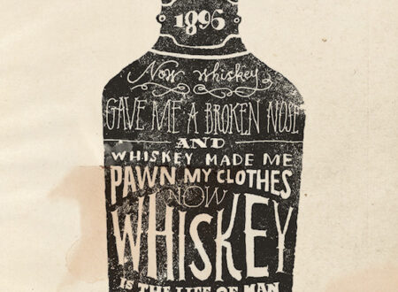 Whiskey Poster by Jon Contino Thumbnail 450x330 - Whiskey Poster by Jon Contino