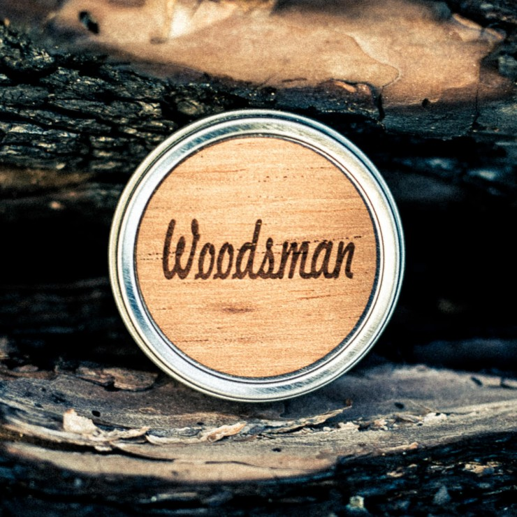 Woodsman Mustache Wax by The Bearded Bastard