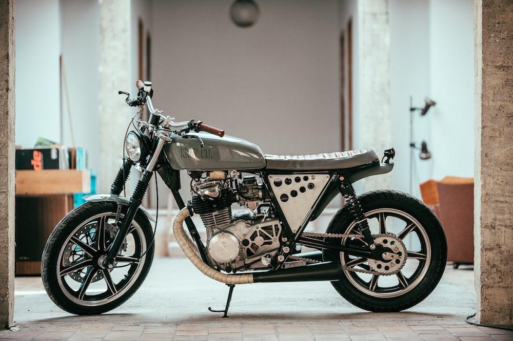 Yamaha Yamaha XS 400 US. Custom - Moto.ZombDrive.COM