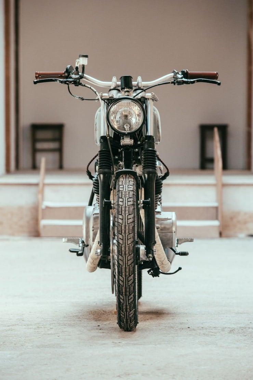 Yamaha XS 400 Custom 4