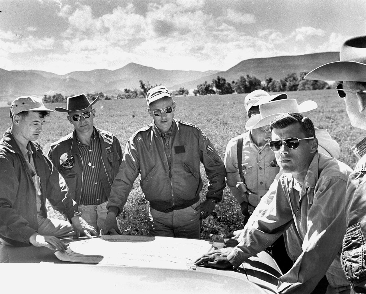 Astronauts in Sunglasses