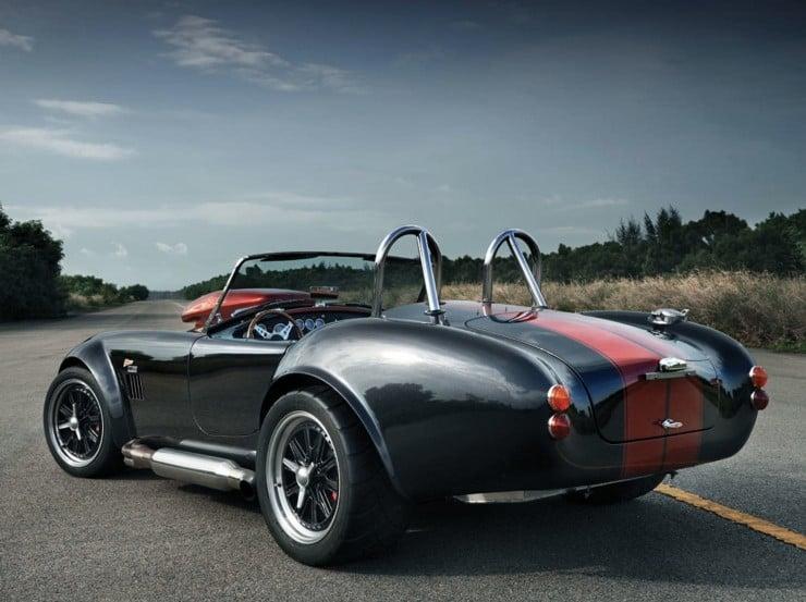 12.9 Litre Weineck Cobra V8 4