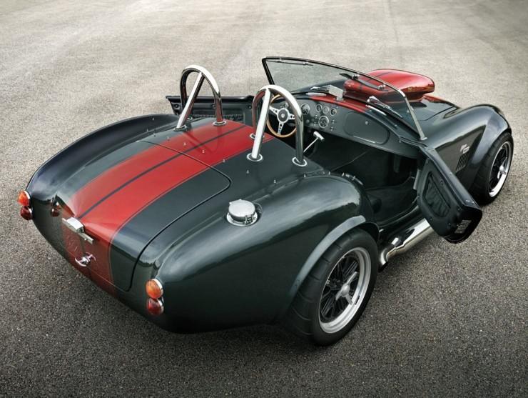 12.9 Litre Weineck Cobra V8 5