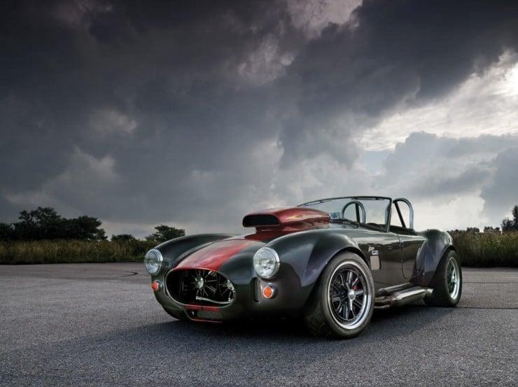 12.9 Litre Weineck Cobra V8 6