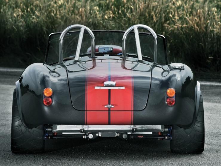 12.9 Litre Weineck Cobra V8 8