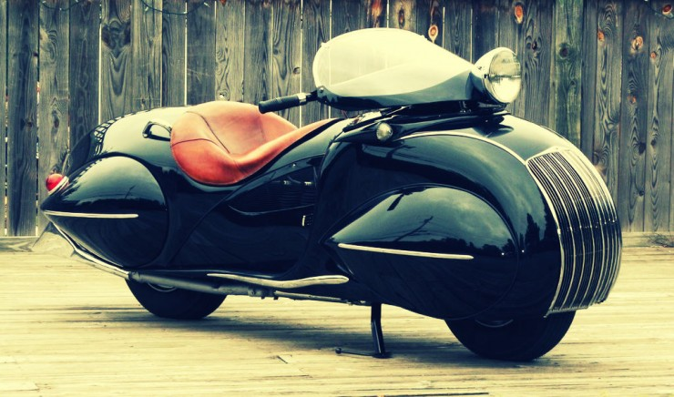 1930 Henderson Custom Motorcycle 740x436 Top 13 Motorcycles of 2013