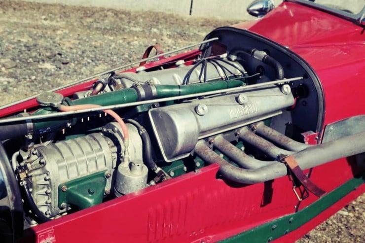 1934 Lagonda Rapier Special Engine_Fotor