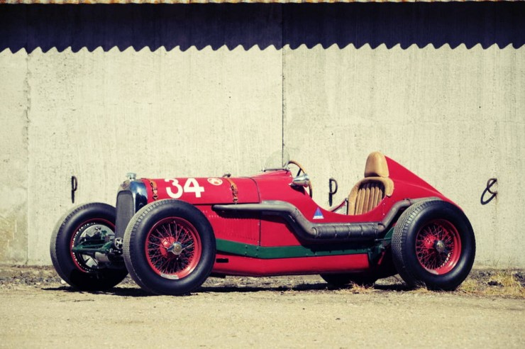 1934 Lagonda Rapier Special_Fotor