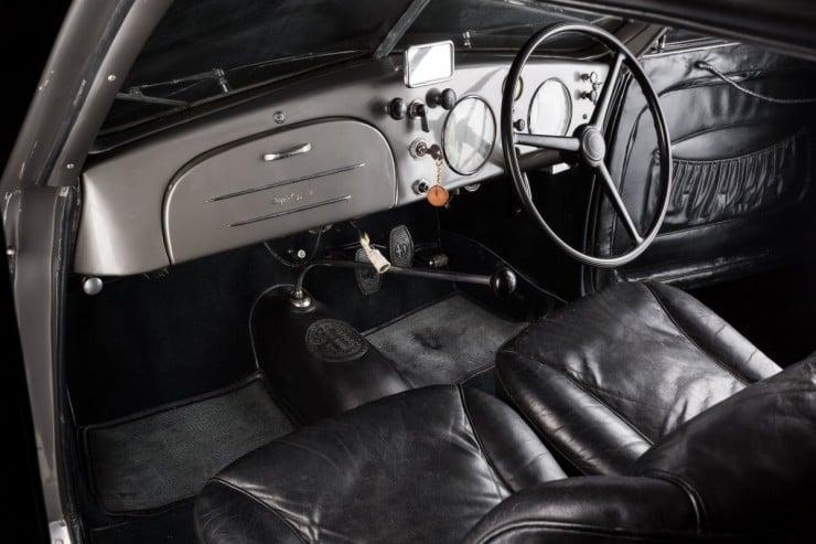 1939 Alfa Romeo 6C 3