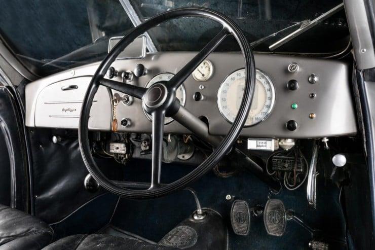 1939 Alfa Romeo 6C 5