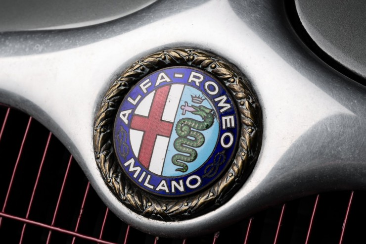 1939 Alfa Romeo 6C 6