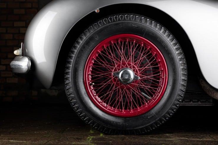 1939 Alfa Romeo 6C 7