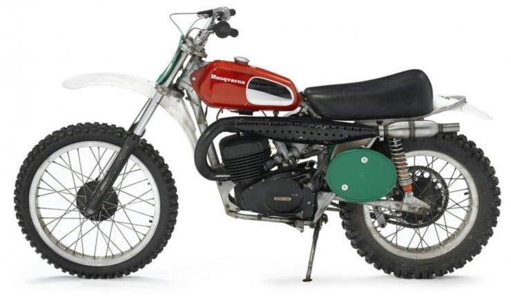 1973 Husqvarna 250 MX 1