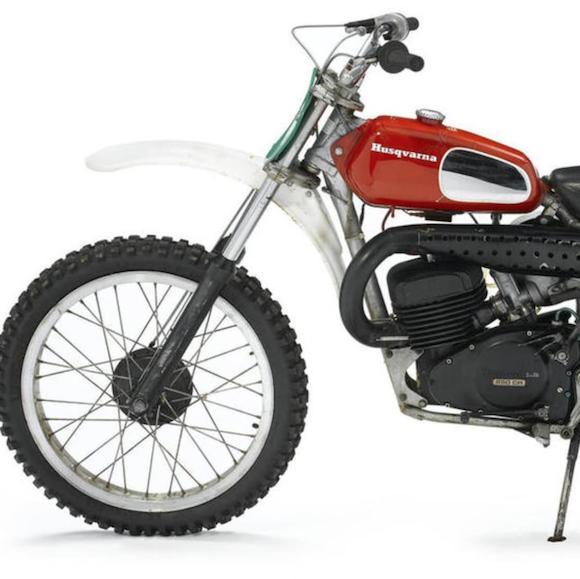 1973 Husqvarna 250 Mx