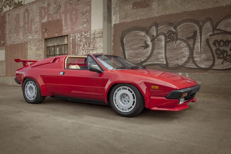 1984 Lamborghini Jalpa 1