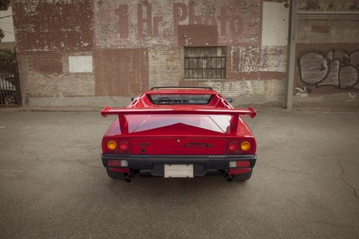 1984 Lamborghini Jalpa 2 740x493 1984 Lamborghini Jalpa