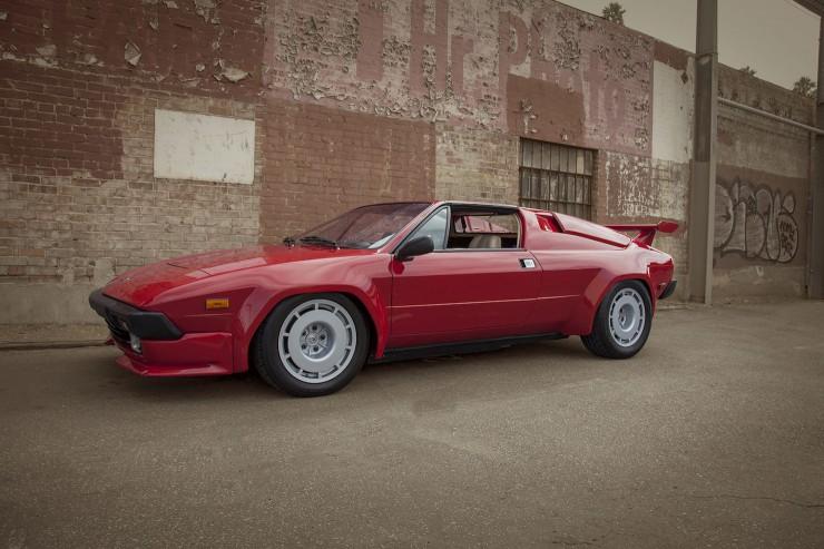 1984 Lamborghini Jalpa 4