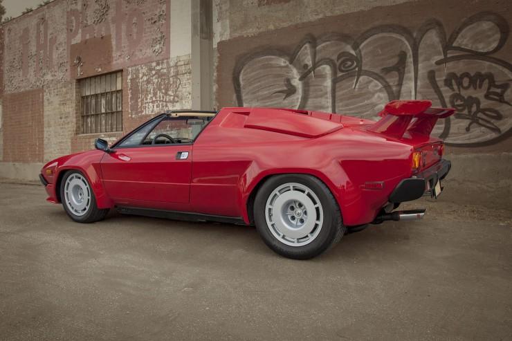 1984 Lamborghini Jalpa 6 740x493 1984 Lamborghini Jalpa