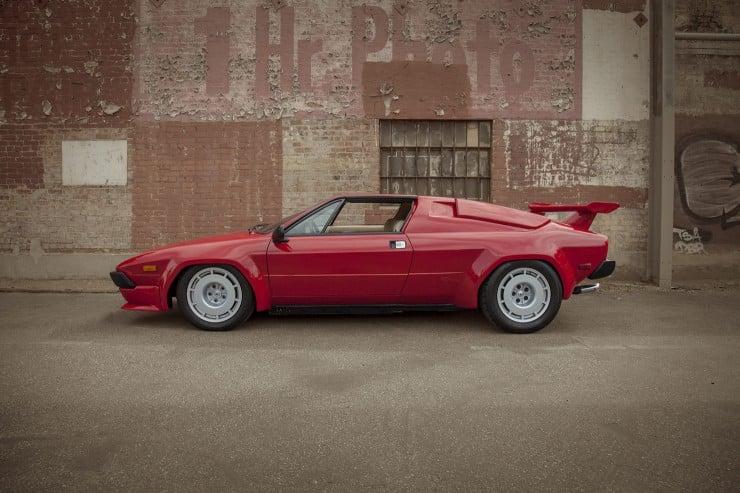 1984 Lamborghini Jalpa 7