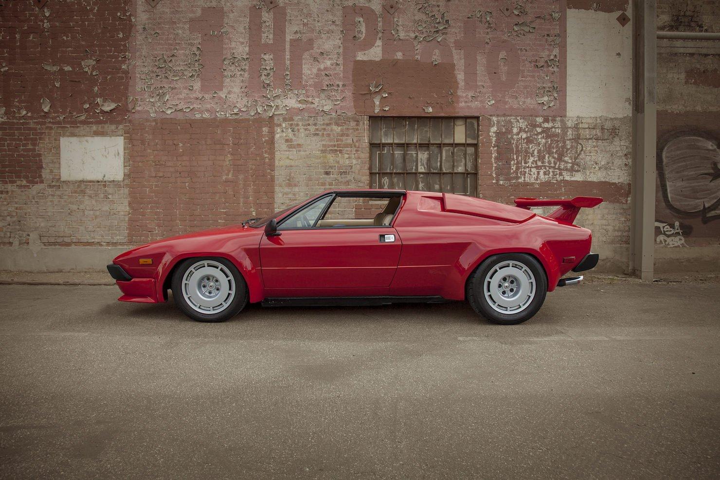 Chevrolet Corvette For Sale >> 1984 Lamborghini Jalpa
